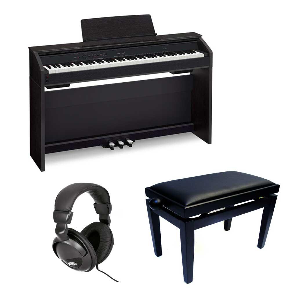 Billede af Casio PX-860BK elklaver PAKKELØSNING