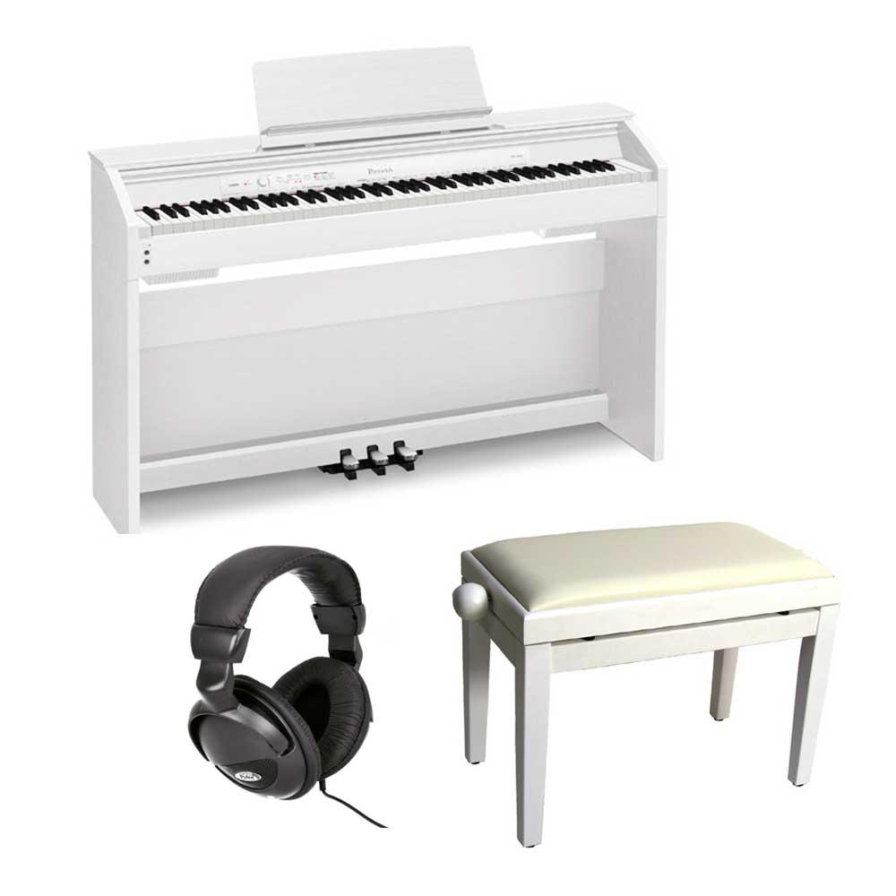 Billede af Casio PX-860WE elklaver PAKKELØSNING