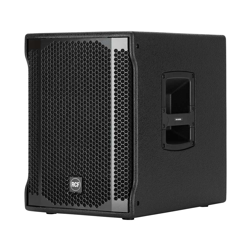 RCF SUB702-AS-MK2 aktivsubwoofer sort