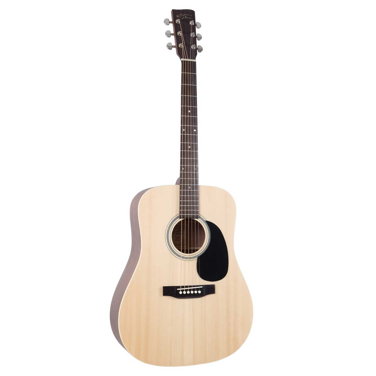 Recording King RD-M9 M western-guitar matte natural