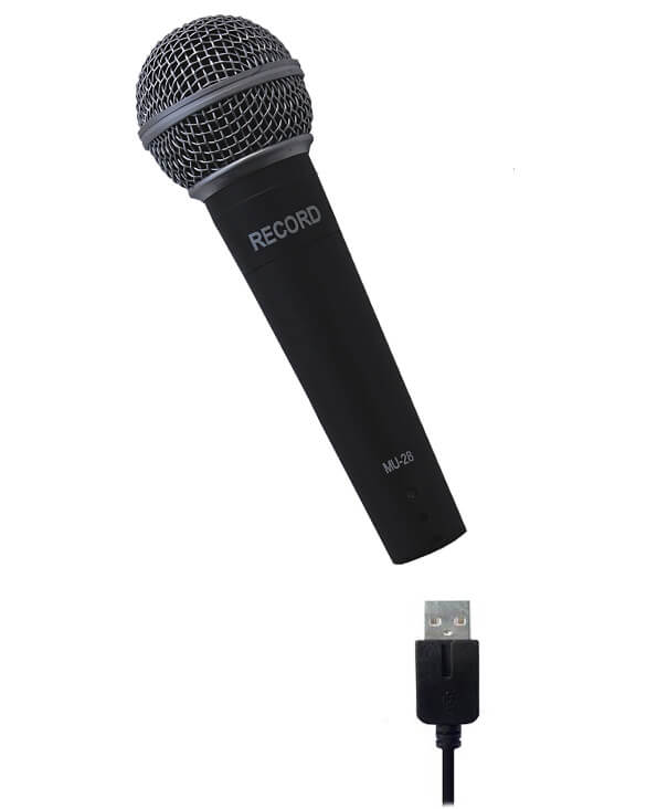 Record MU-28 USB-mikrofon