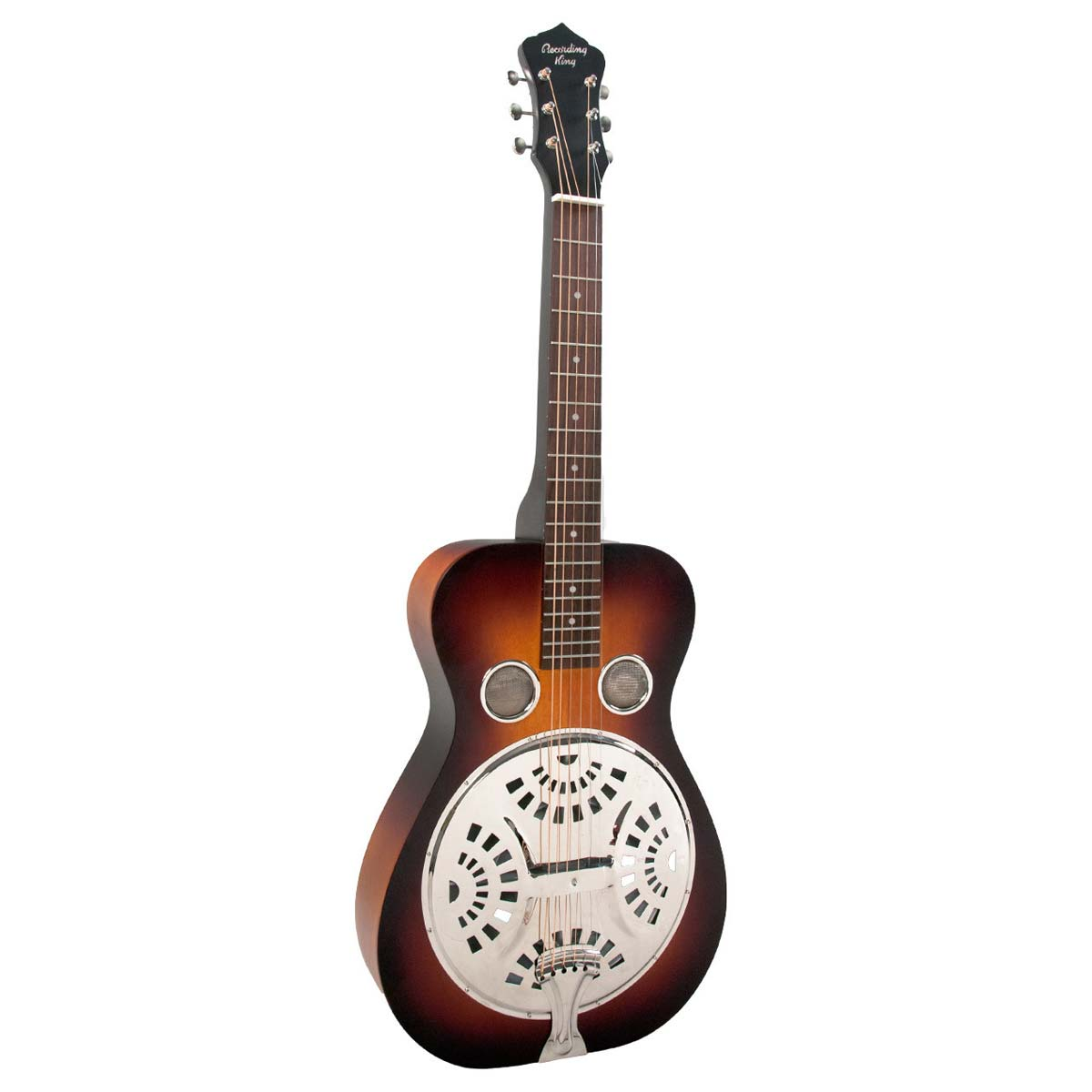 Recording King RR-65-VS squareneckresonator-guitar Vintage Sunburst