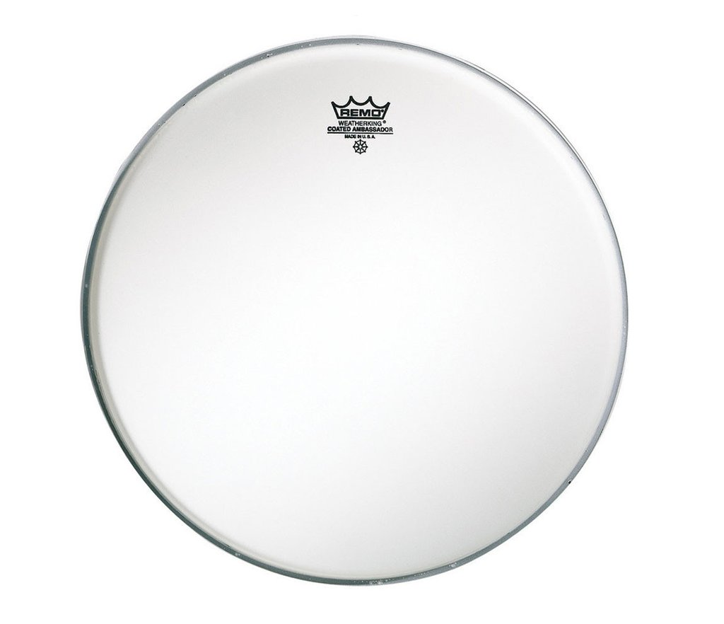 Image of   Remo BA-0115-00Ambassador15''Coated lilletrommeskind