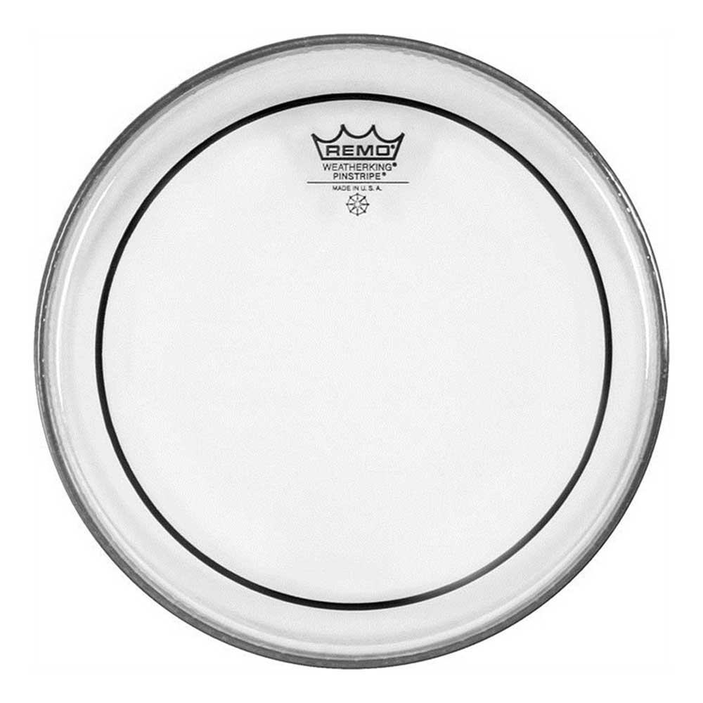 Image of   Remo PS-0308-00Pinstripe8''Clear trommeskind