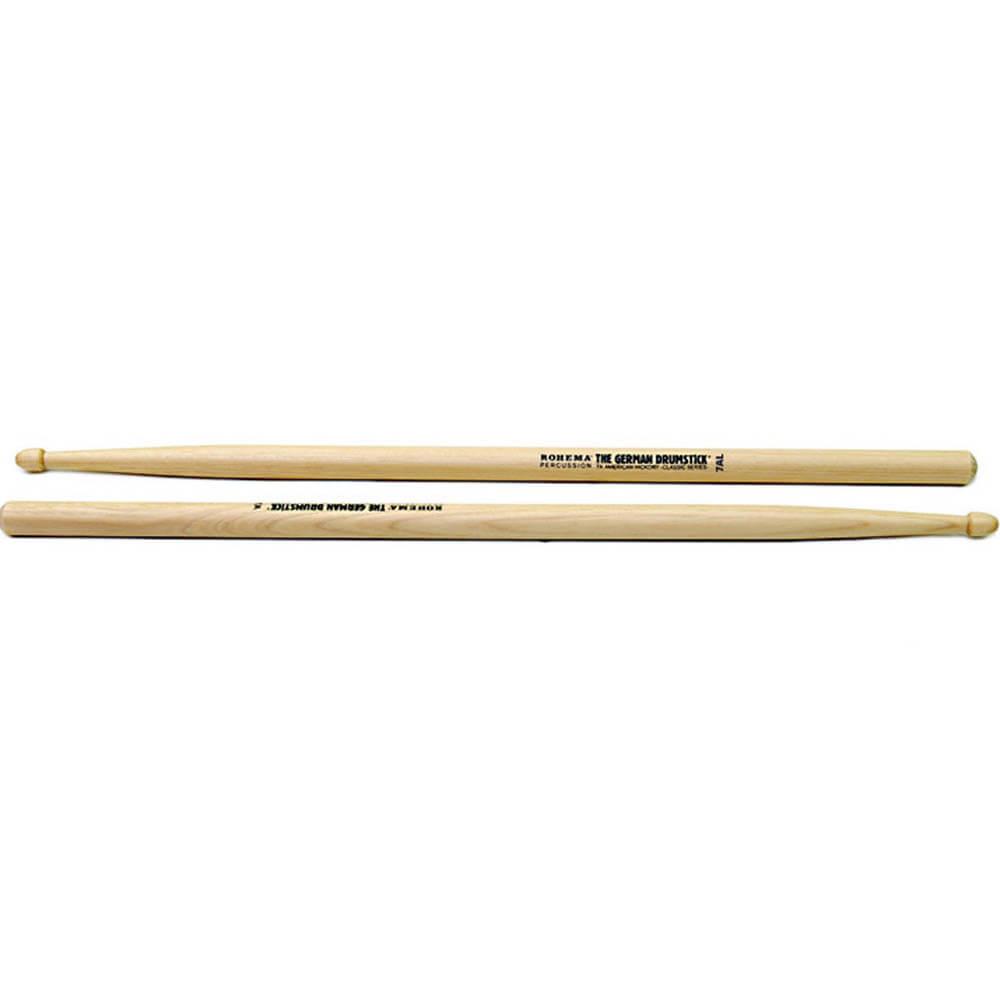 Rohema Hickory 7AL Classic trommestikker (par)