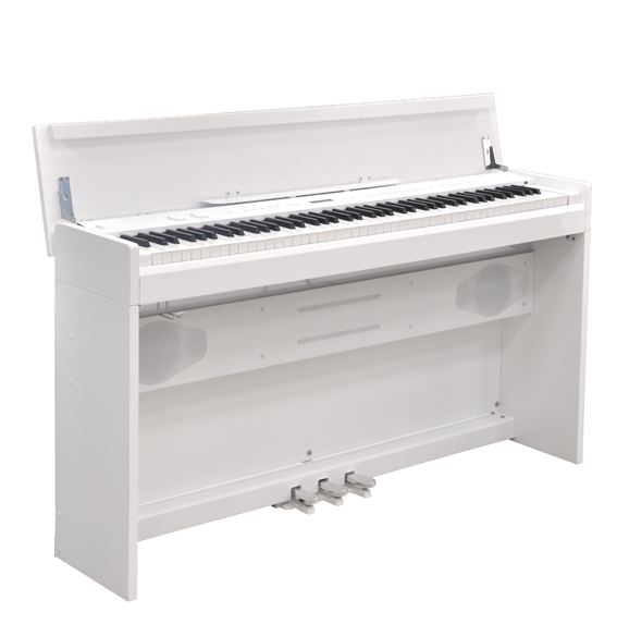 Image of   Artesia A20polished white el-klaver hvid