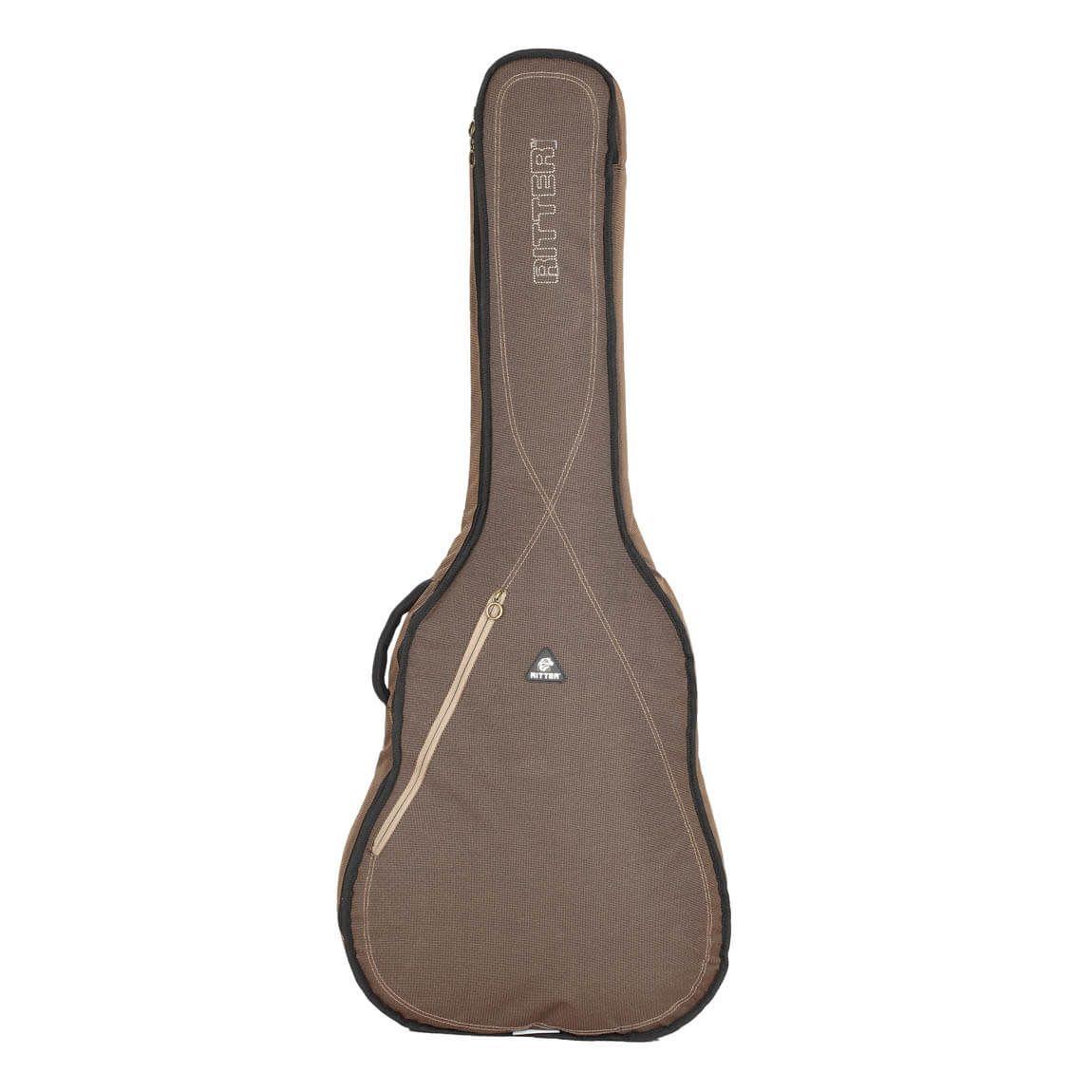 Ritter RGS3-F/BDT taske til folk guitar bison / sand thumbnail