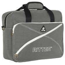 Image of   Ritter RLS7-01/SGL taske til laptop steel grey / yellow