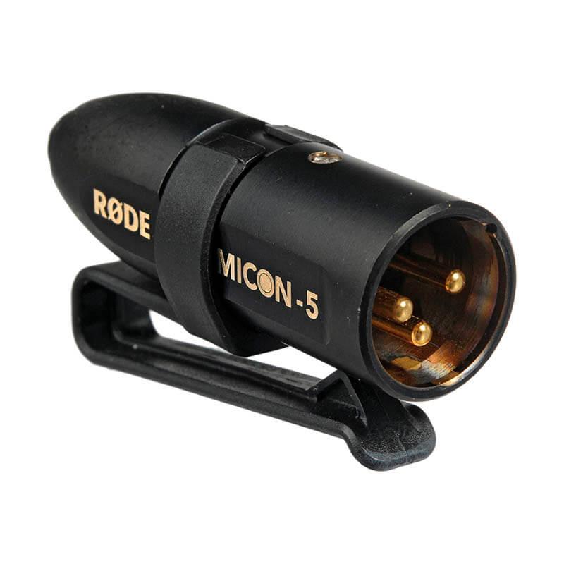 Image of   Røde MiCon-5 adaptertil3-bensXLR