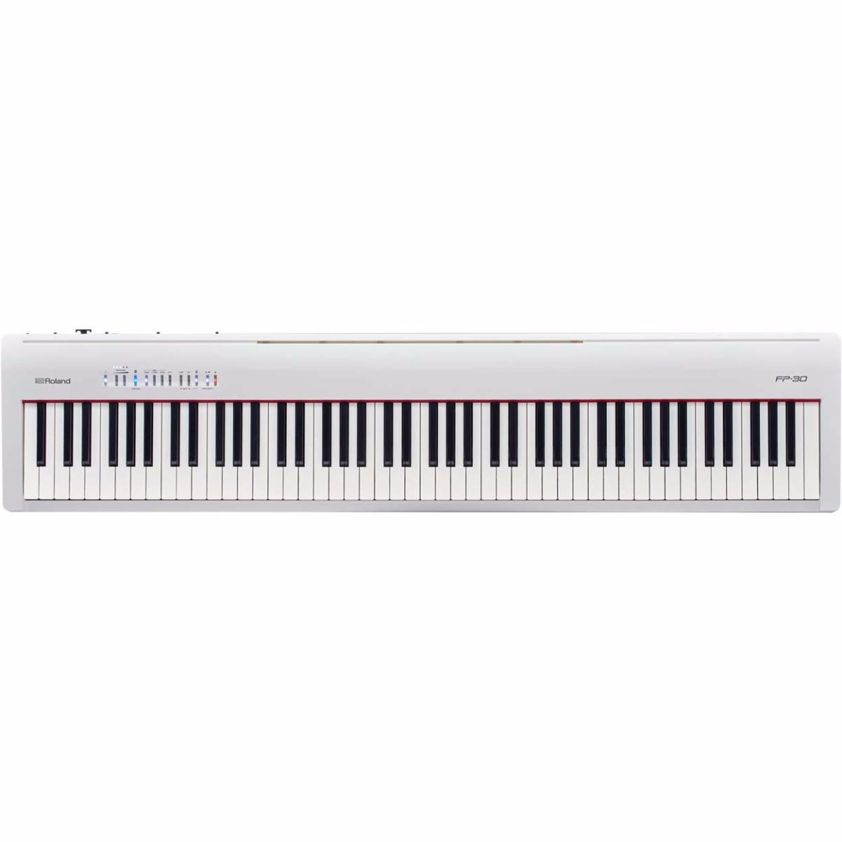 Roland FP-30 WH el-klaver hvid