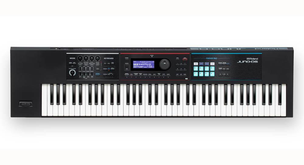 Image of Roland JUNO-DS76 synthesizer ef81ab57812b