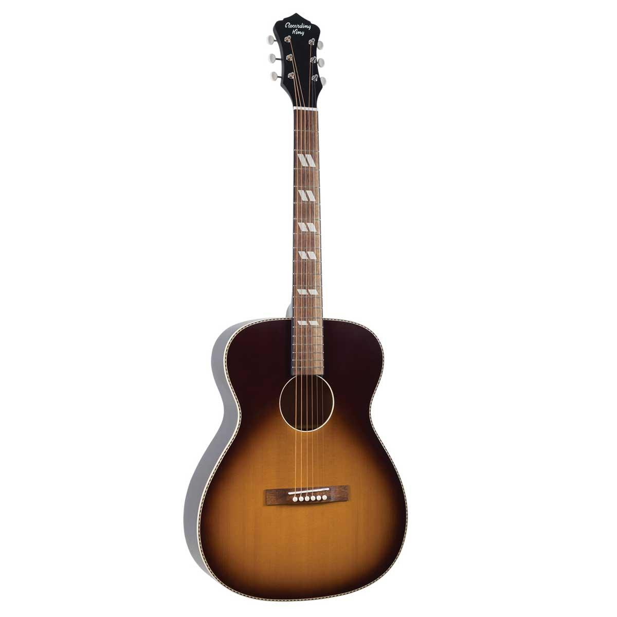 Recording King ROS-7 TS western-guitar tobacco sunburst