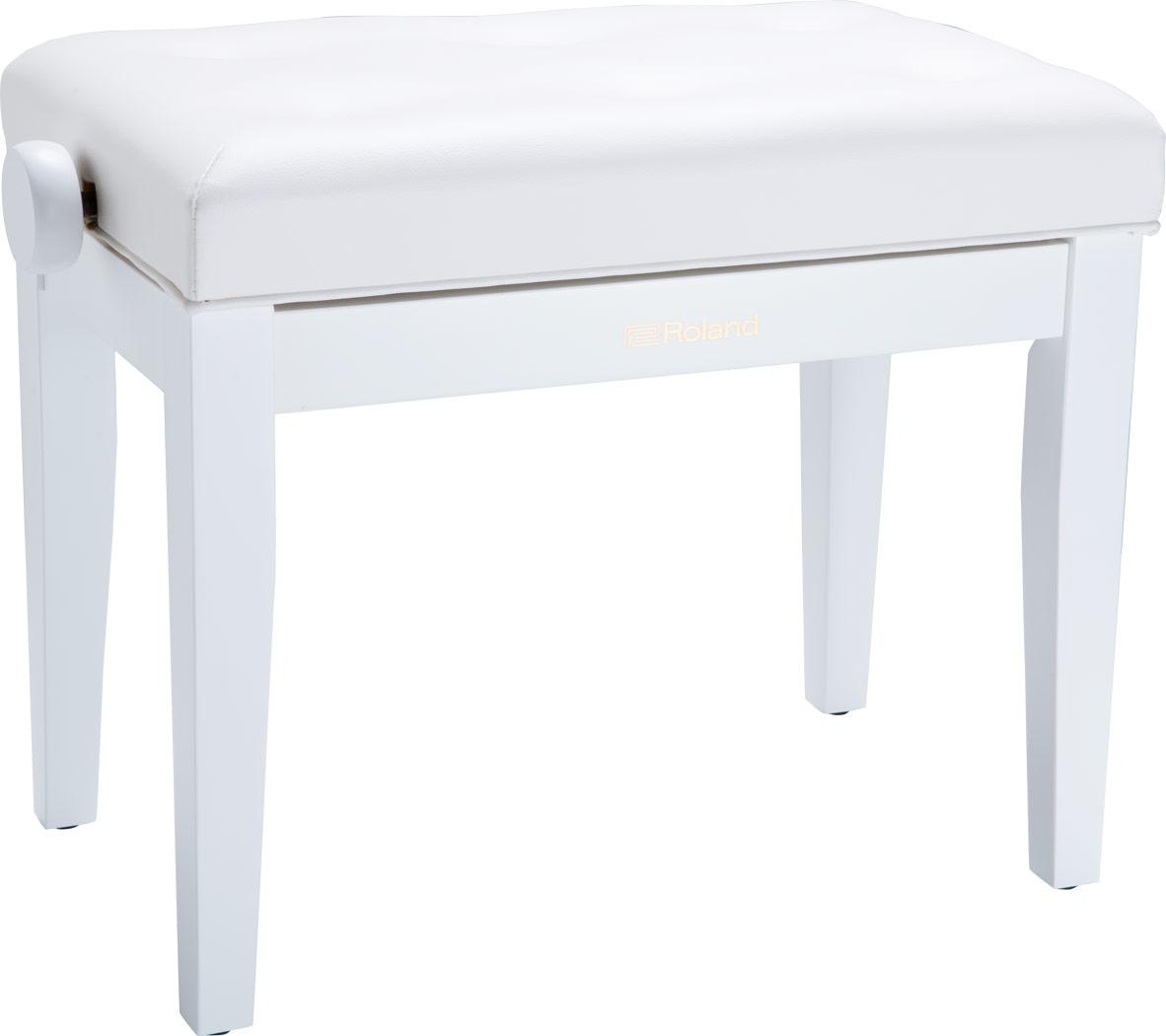 Roland RPB-300WH klaverbænk hvid