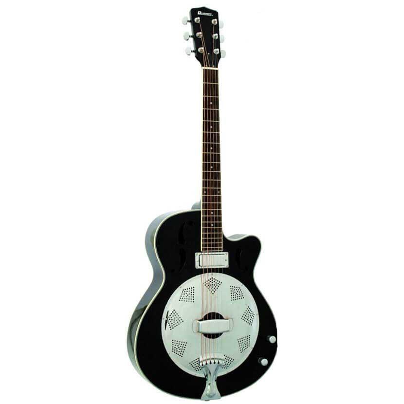Dimavery RS-420 dobroresonator-guitar sort