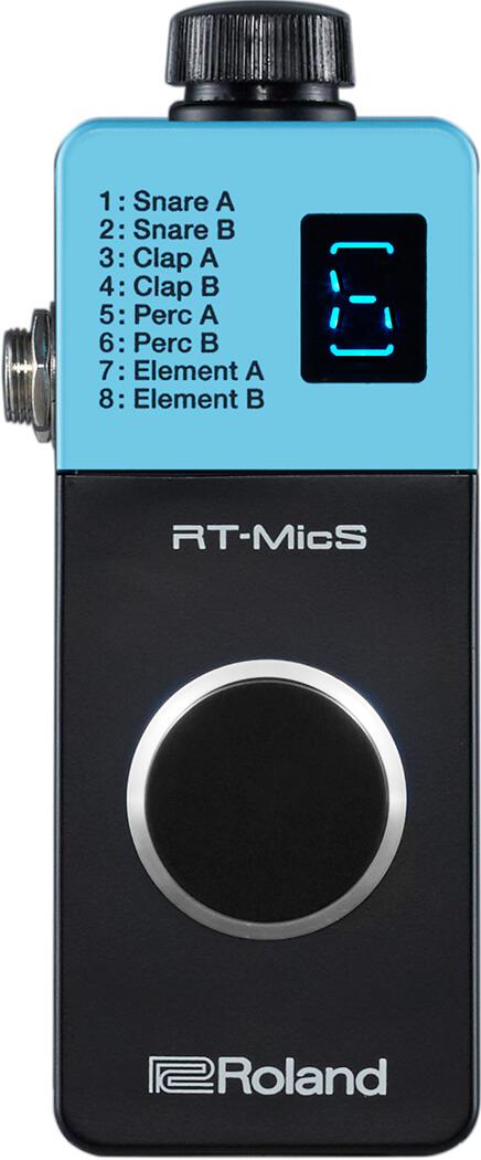 Roland RT-MicS tromme-trigger og lydmodul