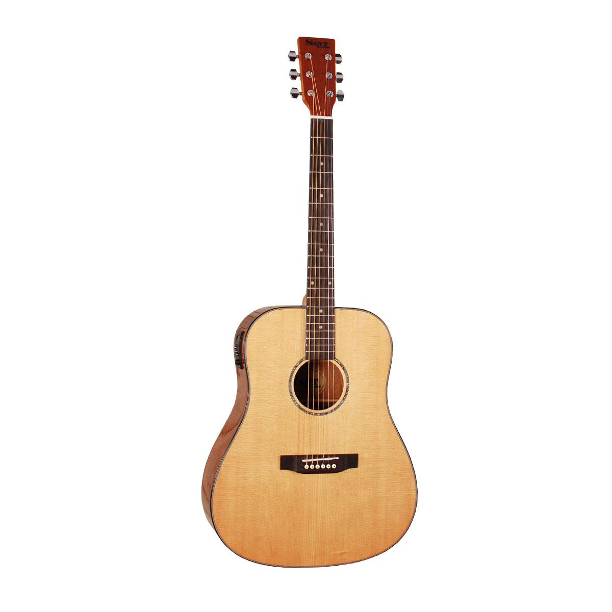 Image of   Sant Guitars AC-96EQ NA western-guitar natur