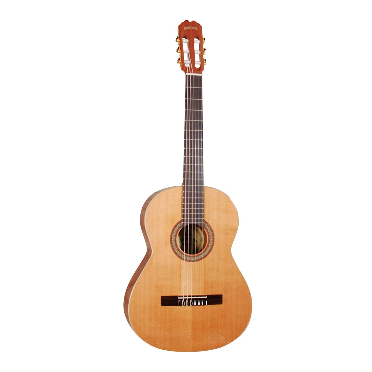 Santana 11 spansk guitar