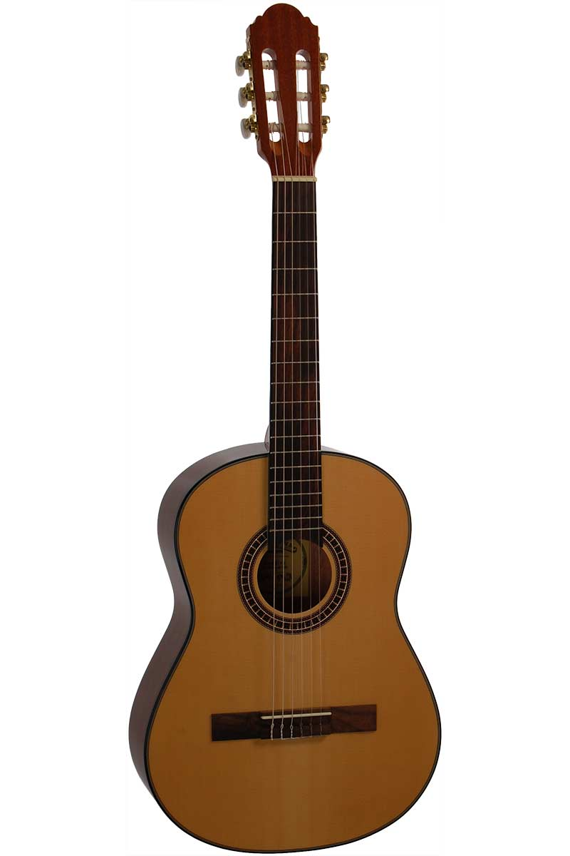 Santana B7NA børnespansk-guitar natur