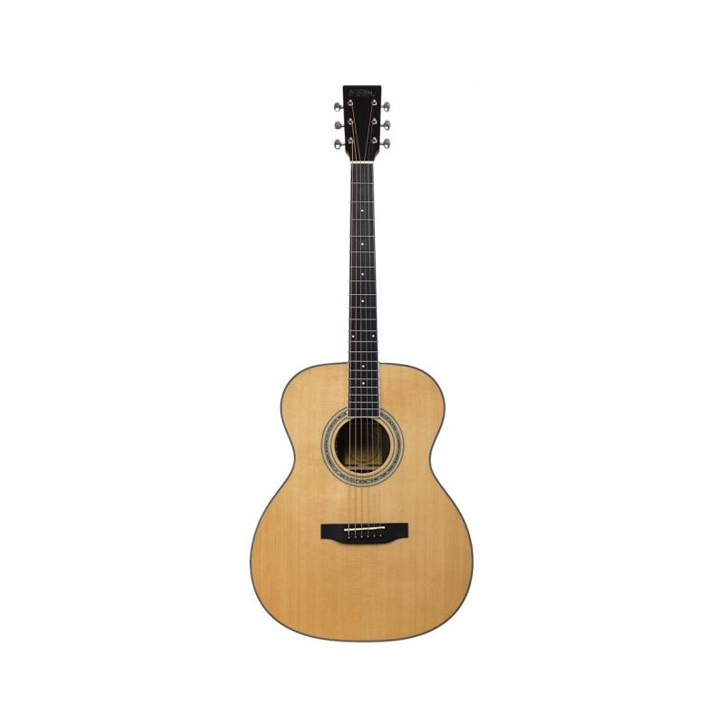Image of   Santana ST-300WF western-guitar nature