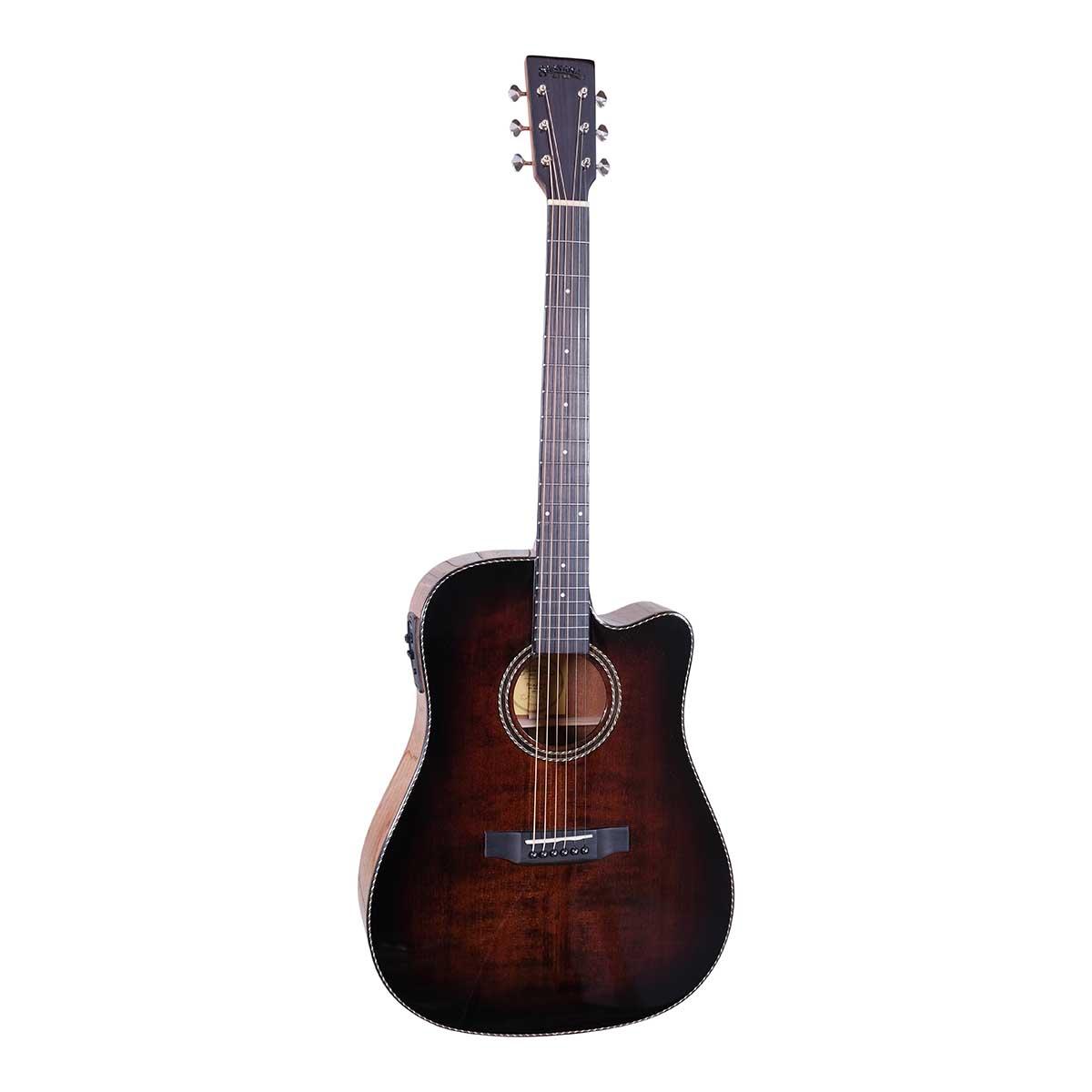 Image of   Santana ST-300SB western-guitar sunburst