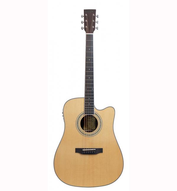 Billede af Santana ST-300W western-guitar