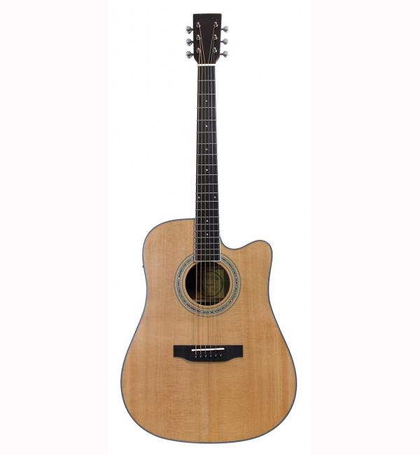 Image of   Santana ST-300WS western-guitar