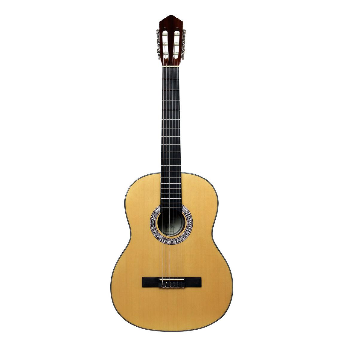 Billede af Santana B8 NA v2 spansk-guitar nature