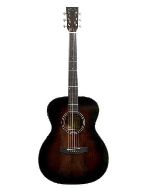 Image of   Santana ST-300WF SB western-guitar sunburst