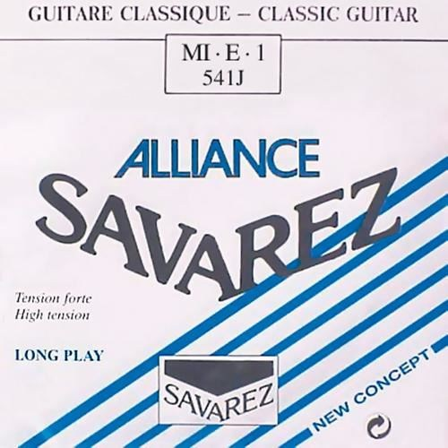 Image of   Savarez 541J Alliance E1 løs spansk guitar-streng, blå