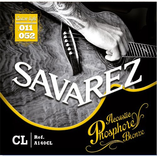 Image of   Savarez A140CL western-guitar-strenge, 011-052