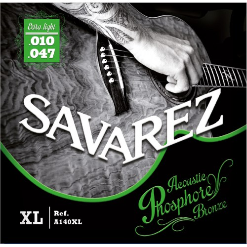 Image of   Savarez A140XL western-guitar-strenge, 010-047