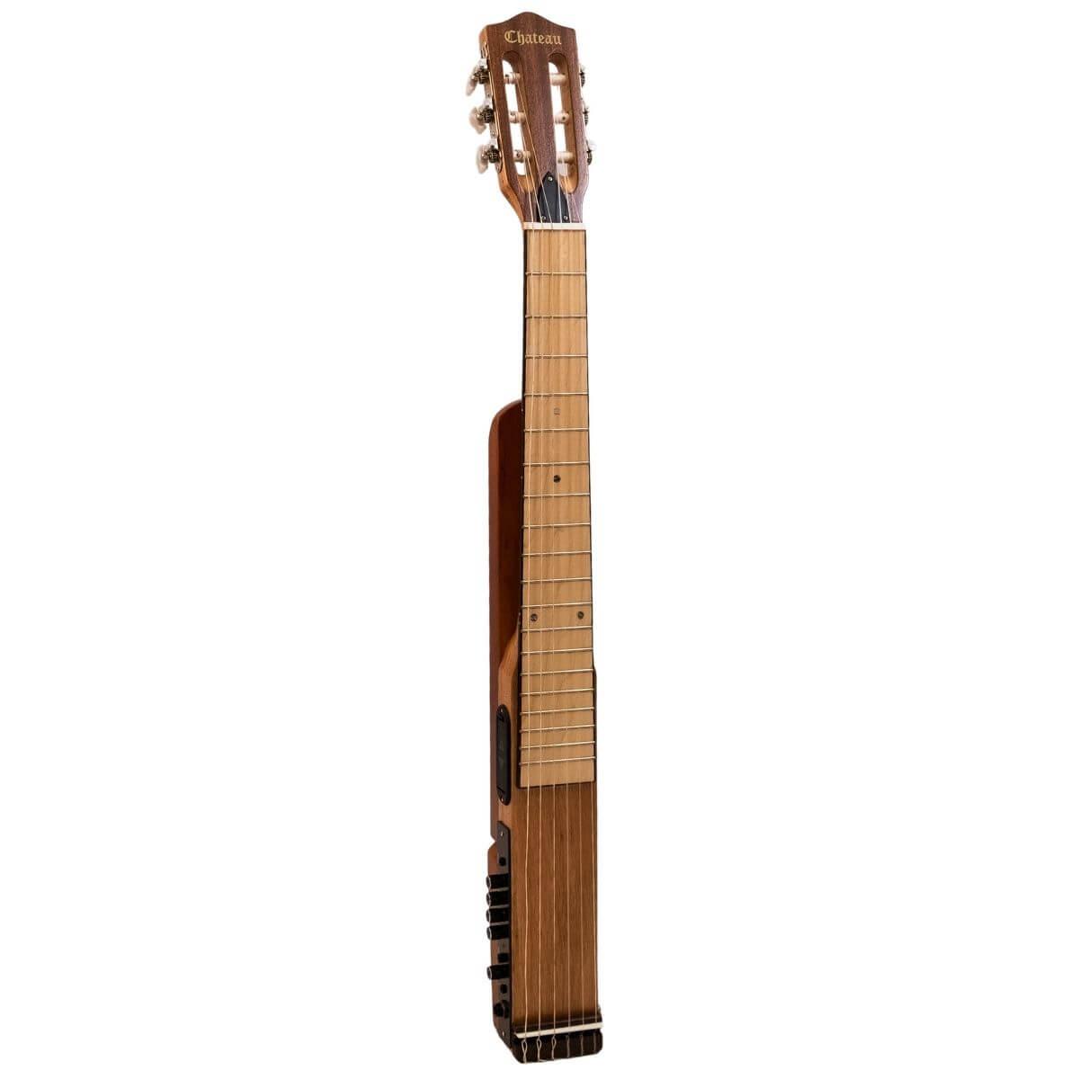 Chateau SGC-20 silent spansk guitar