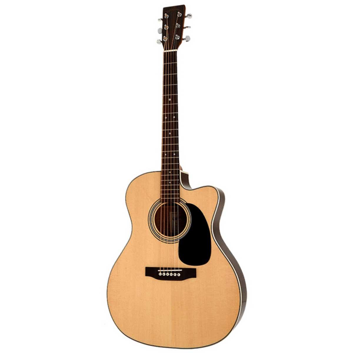 Sigma JRC-1STE western-guitar,jumbo natur