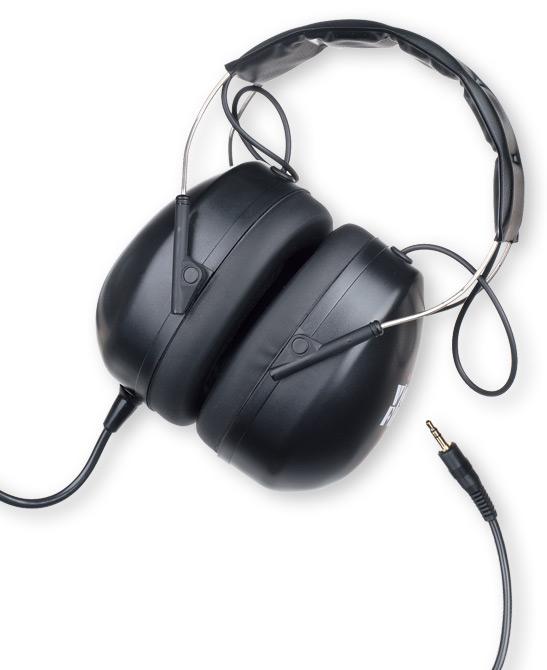Vic Firth SIH1 isolations-hovedtelefoner