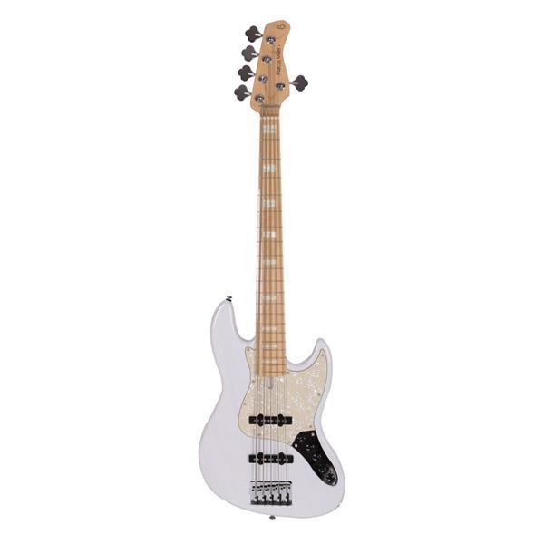 Sire Marcus Miller V7 SWAMP ASH-5  WB el-bas, 5-strenget White Blonde