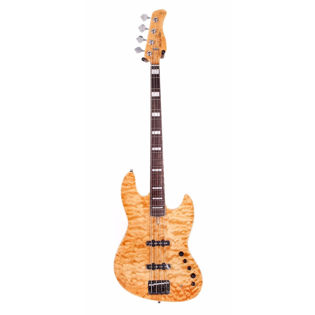 Sire Marcus Miller V9 SWAMP ASH-4 NT el-bas natur