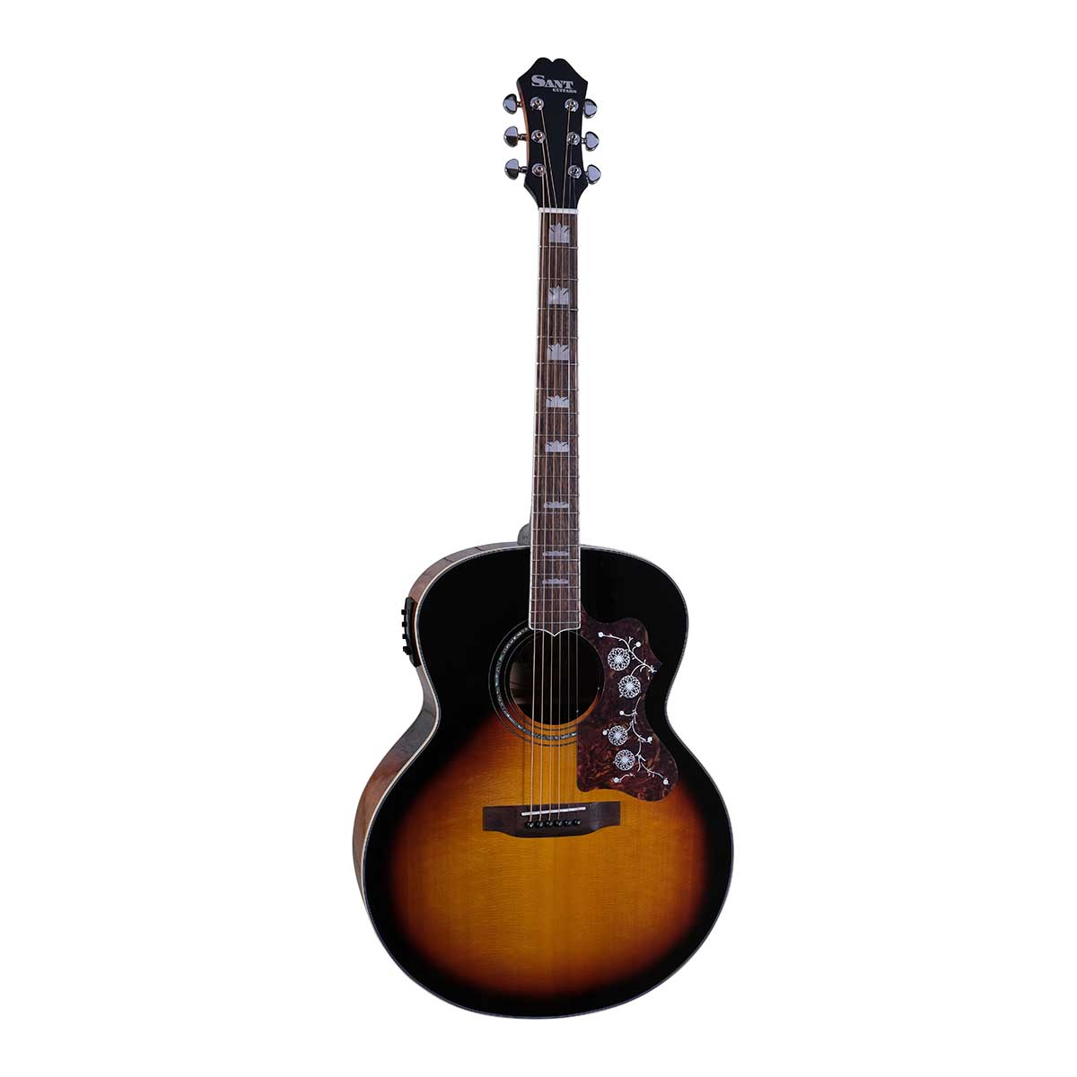 Image of   Sant Guitars SJ-99 western-guitar sunburst