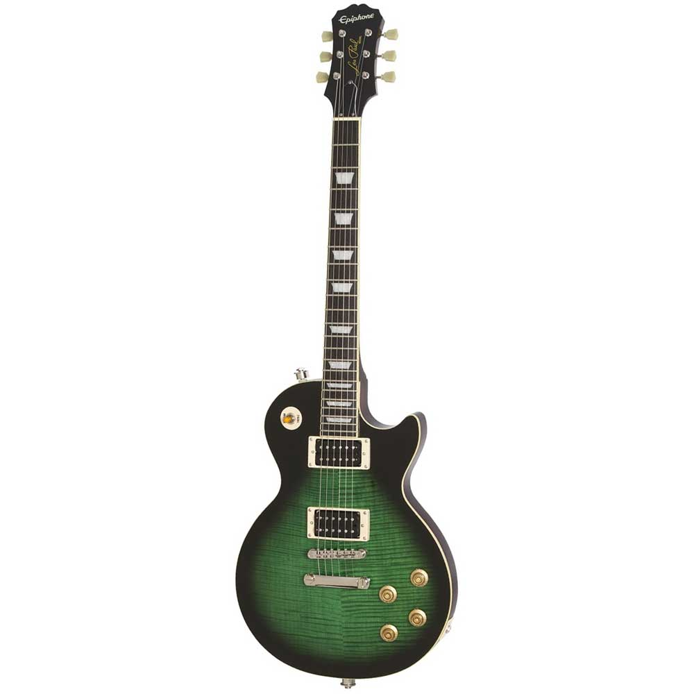 Image of   Epiphone Ltd Ed Slash Les Paul Standard Plustop PRO el-guitar anaconda burst