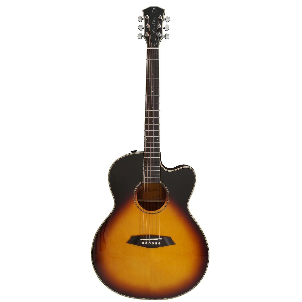 Sire Larry Carlton A3-G VS western-guitar vintage sunburst