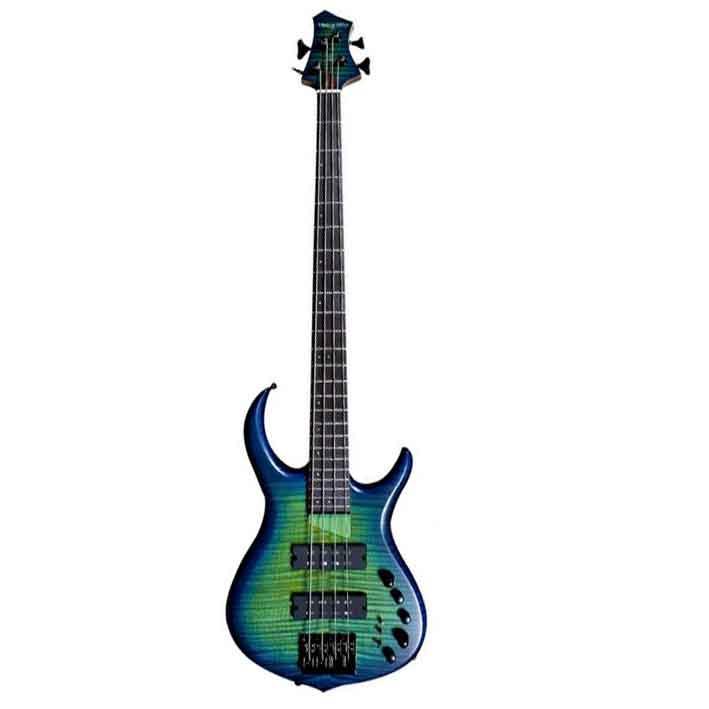Sire Marcus Miller M7 ALDER-4 TBL el-bas Satin Transparent Blue