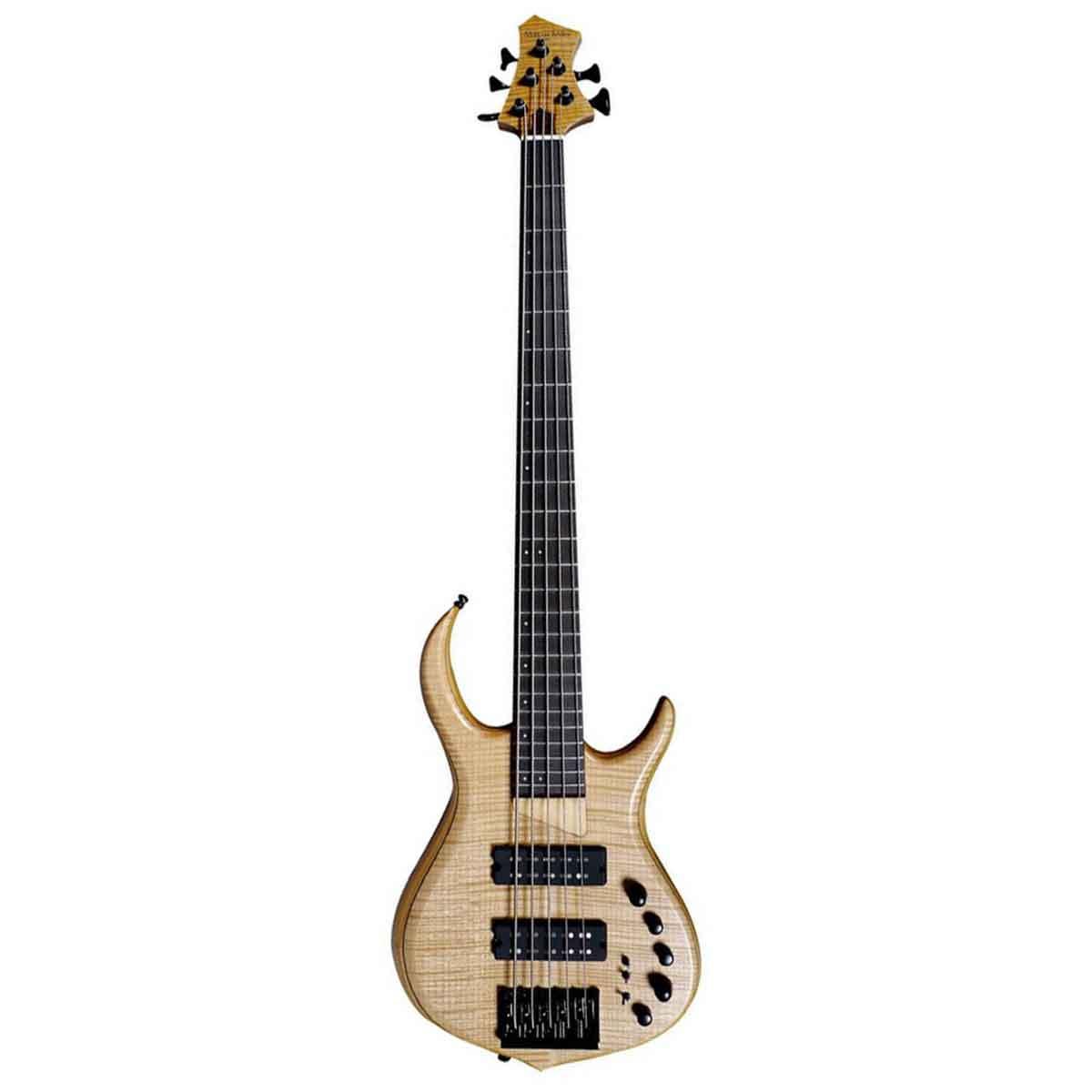 Sire Marcus Miller M7 SWAMP ASH-5 NT el-bas, 5-strenget natur
