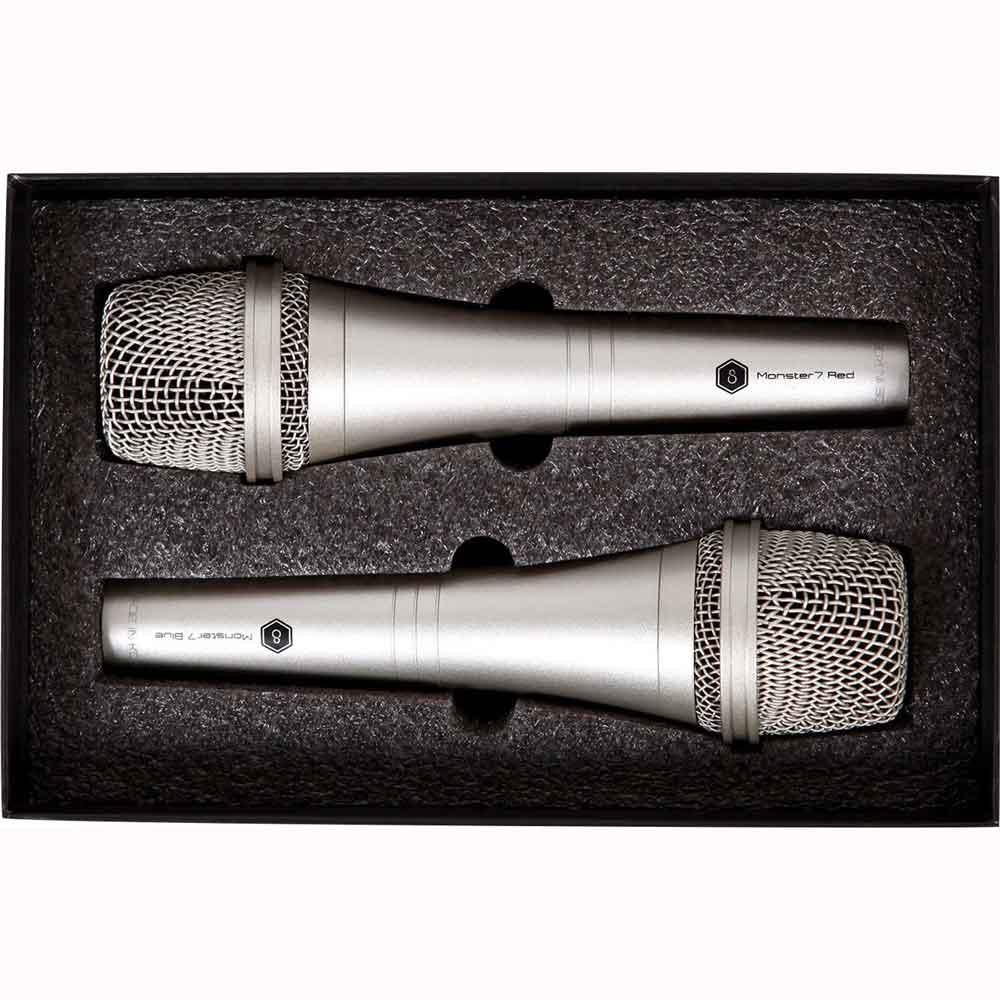 Dynamisk mikrofon
