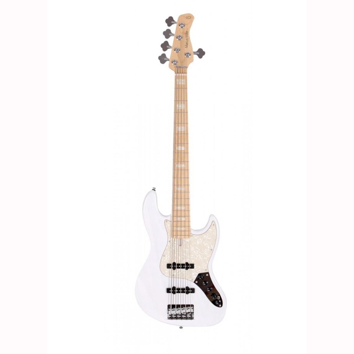 Sire Marcus Miller P7 SWAMP ASH-5 WB el-bas, 5-strenget