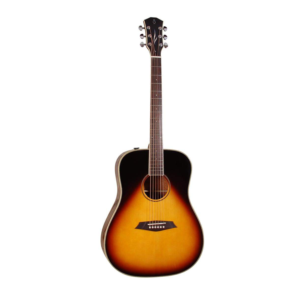 Image of   Sire R3-DS-VS western-guitar vintage sunburst
