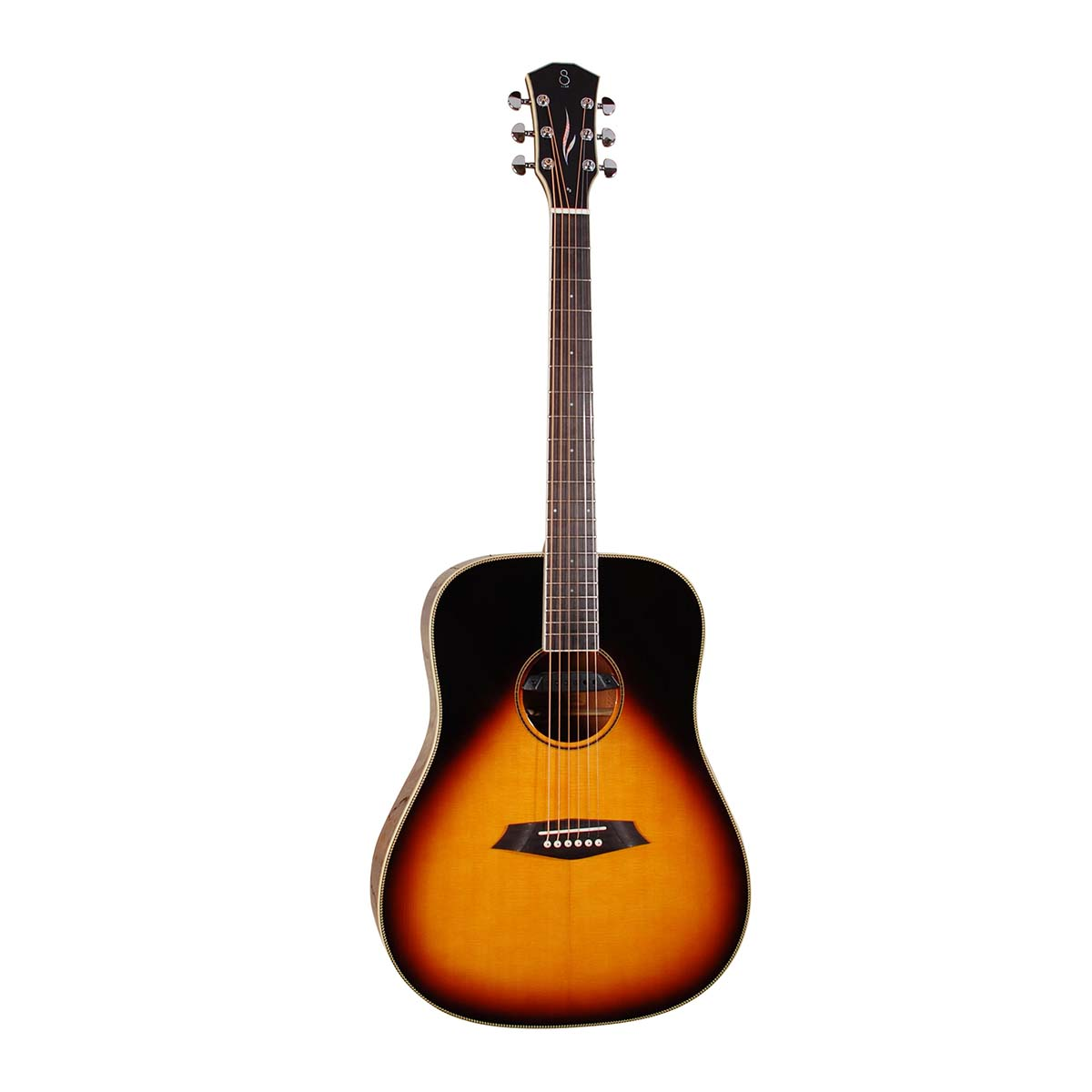 Image of   Sire R3-DZ-VS western-guitar vintage sunburst