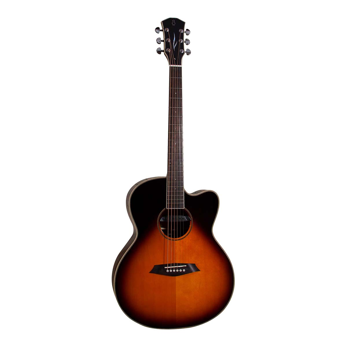 Image of   Sire R3-GZ-VS western-guitar vintage sunburst