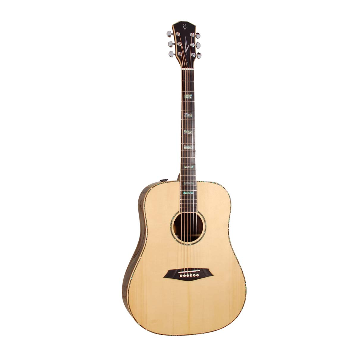 Image of   Sire R7-DS-NT western-guitar nature