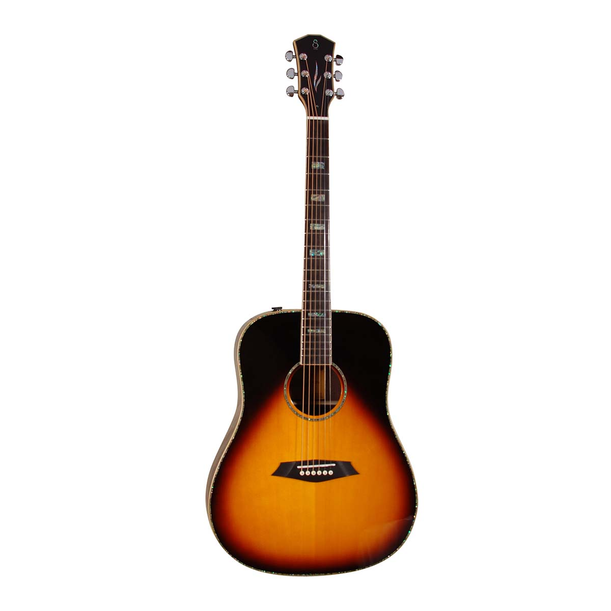 Image of   Sire R7-DS-VS western-guitar vintage sunburst