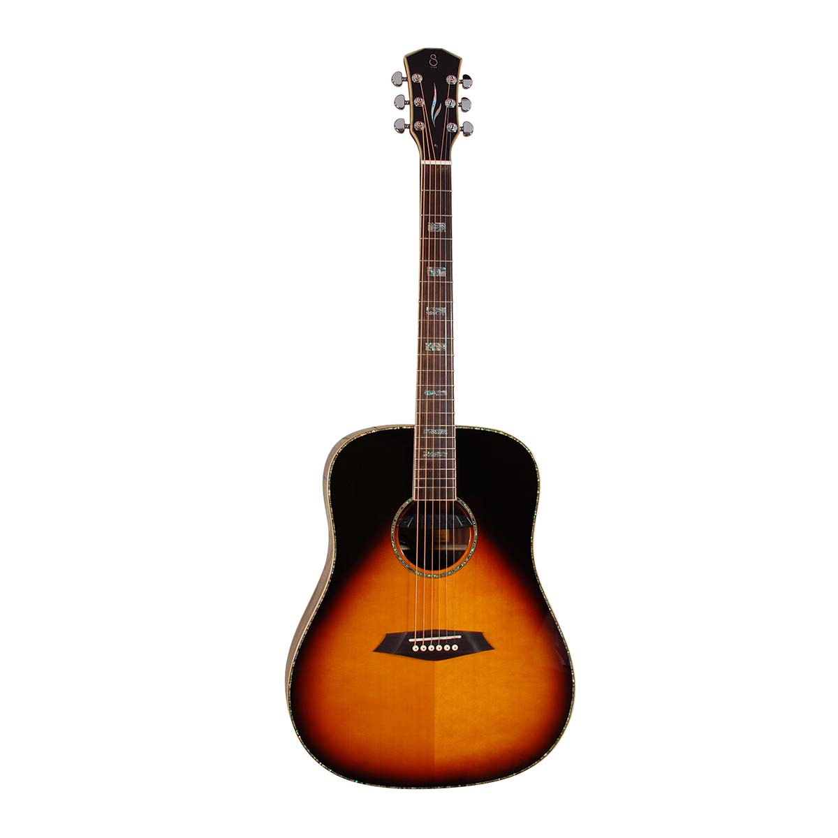 Image of   Sire R7 DZ VS western-guitar vintage sunburst