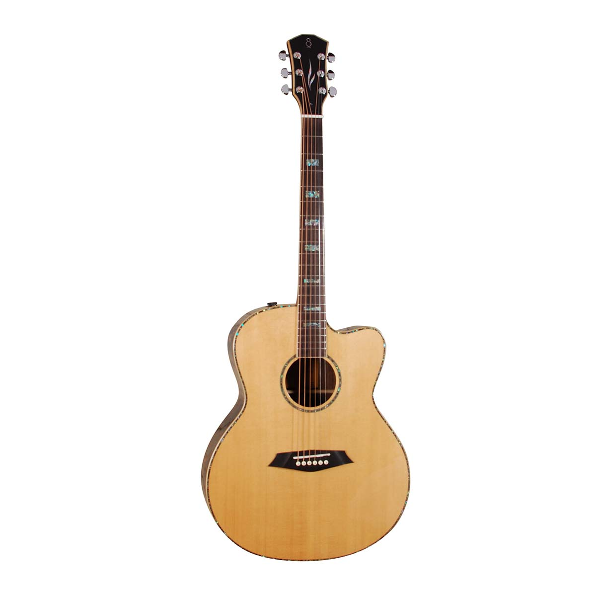 Image of   Sire R7-GS-NT western-guitar nature